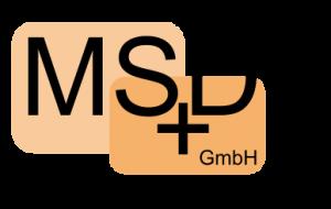 MS+D Logo compact