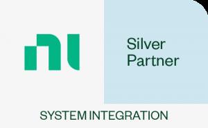 National Instruments Silver Partner Systemintegration